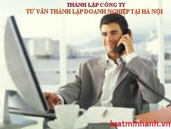 Thành lập công ty liên doanh với nước ngoài tại Hà Nội