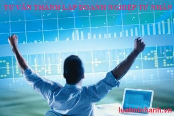 Doanh nghiệp tư nhân theo luật doanh nghiệp mới