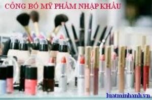 Dịch vụ Công bố lưu hành mỹ phẩm tại Hà Nội