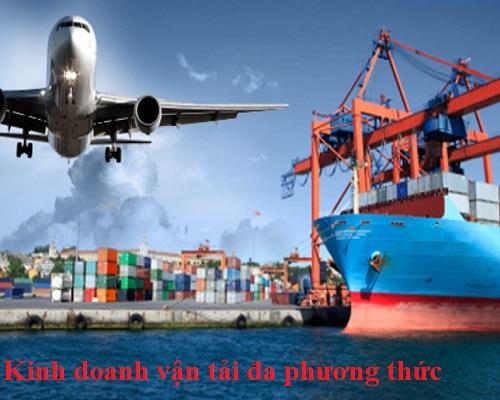 Điều kiện kinh doanh vận tải đa phương thức